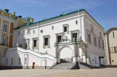 Palace of the facets of the Moscow Kremlin