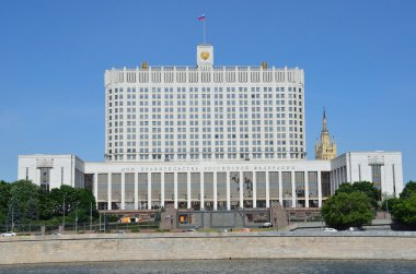The House of the Government of the Russian Federation (the White House)