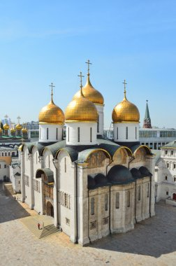 Moscow kremlin, Uspensky Cathedral