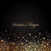 Fényképek Vector háttér fekete és arany luxus