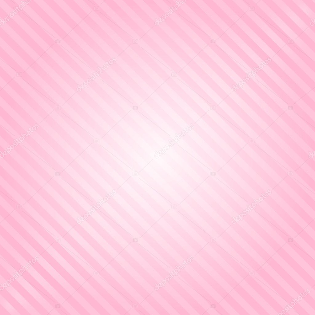 Vector pink background with stripes