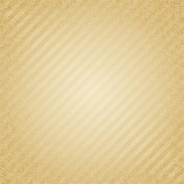 Vector background - brown paper with stripes