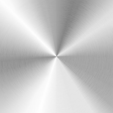 Vector silver texture