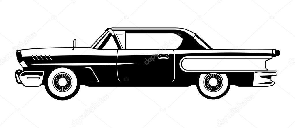 Classic Cars Stock Vector C Suricoma
