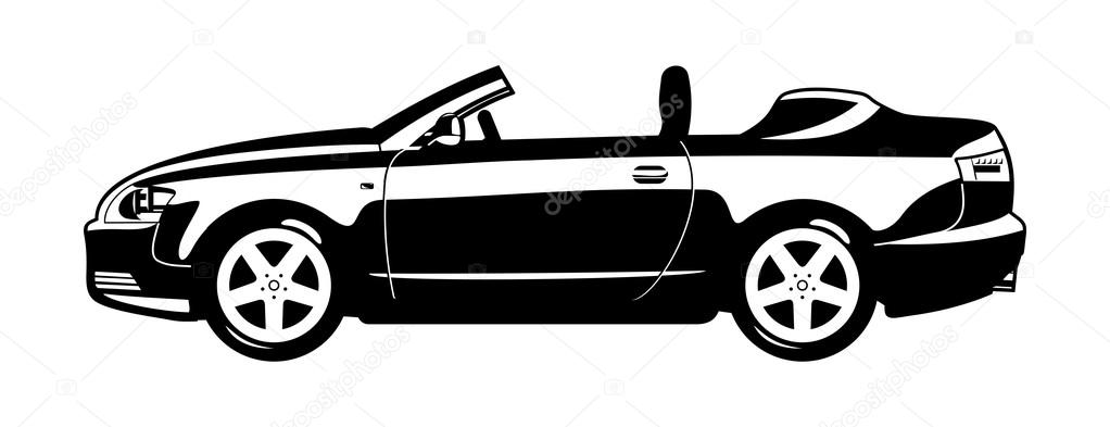 Araba çizimi Stok Vektör Suricoma 16700353