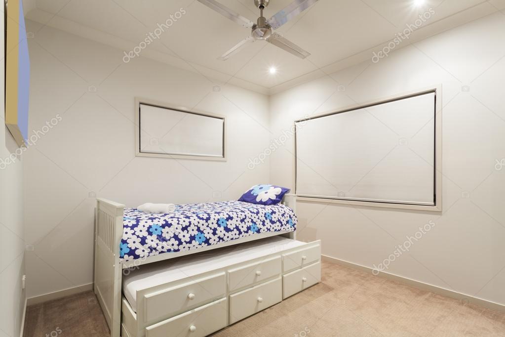 kinderen slaapkamer — Stockfoto © zstockphotos #51697579
