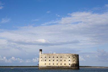 Fort Boyard - Atlantic Ocean - France