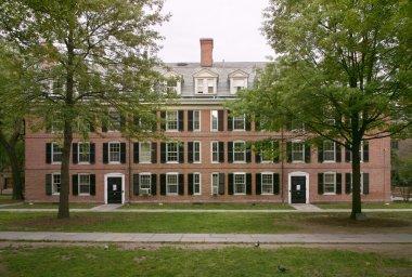 Colonial Brick Building