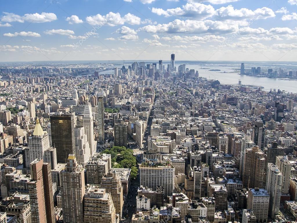 Greenwich Village And Downtown Manhattan