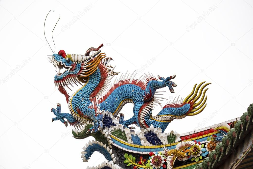 Dragon chinois traditionnel photographie searagen 46972969 - Photo dragon chinois ...