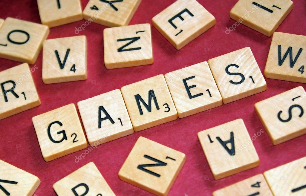 Games - spelled out