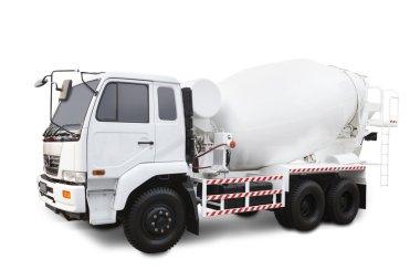 Mixer truck