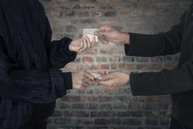 Drug abuse transaction