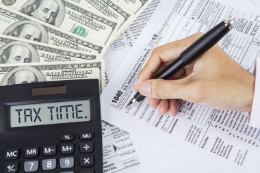 Tax time for paying tax 1