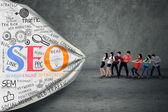 Optimalizace pro vyhledávače pro podnikání