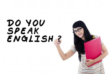 Learning english language 1