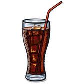 Sklenice Cola