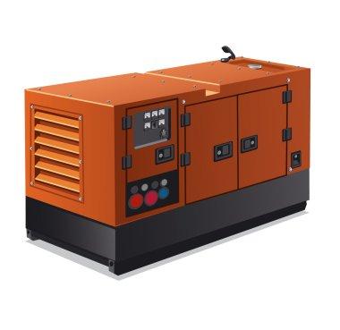 industrial power generator