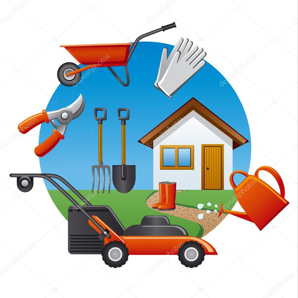 work garden tools