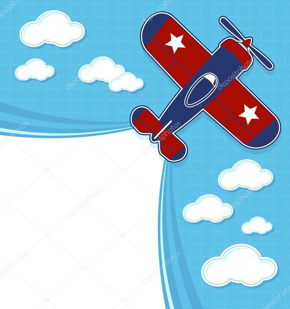 desenho de avião engraçado vetor de stock hayaship 26746217