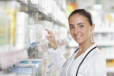 Pharmacy: Selecting a Medication