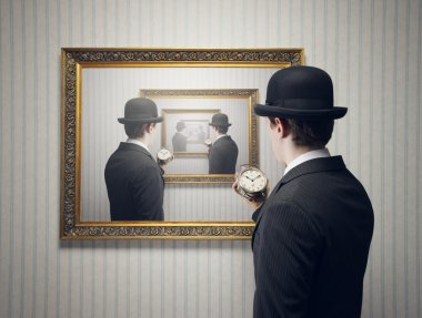 "Картина, постер, плакат, фотообои ""концепция времени "", артикул 24001457"