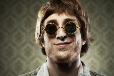 1960s junkie guy