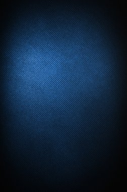 Corduroy polipropylen blue background