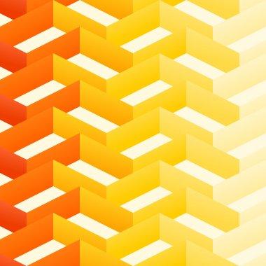 Retro Zigzag Pattern