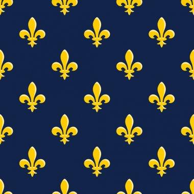 Yellow Emblem Pattern