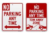 Fotografie No Parking Sign