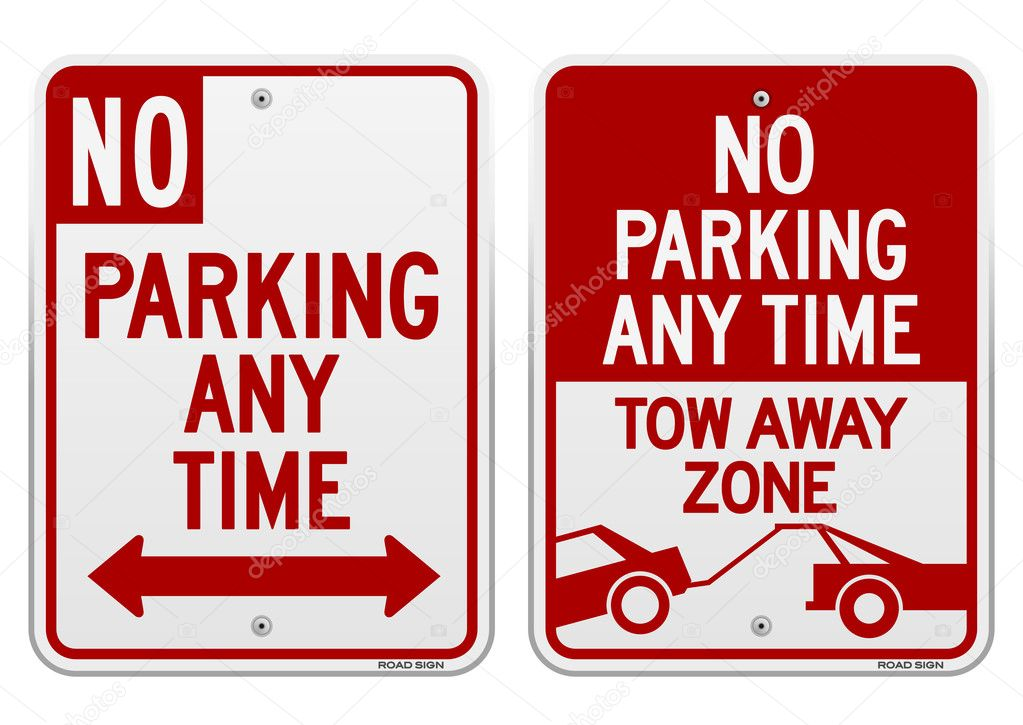 Is A Parking Lot Private Property