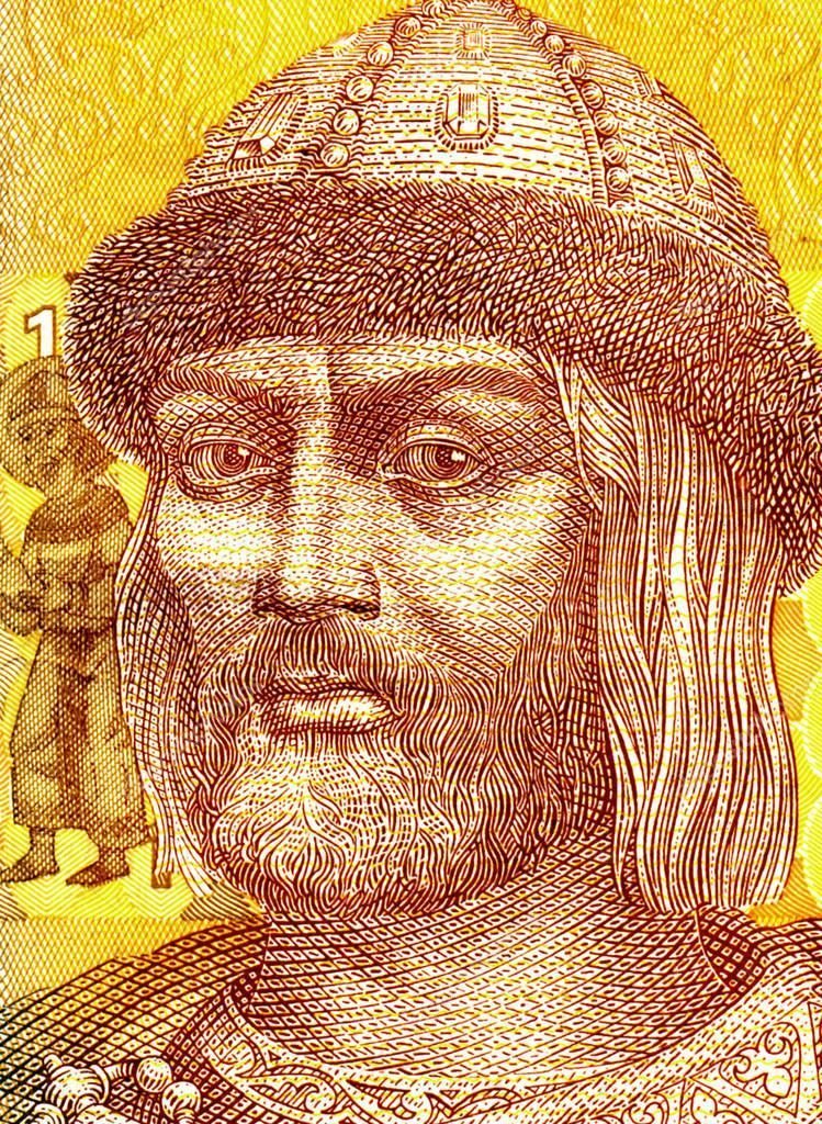 картинка с портретом владимира великого сколько