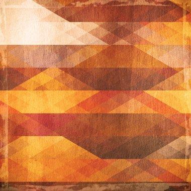 Mosaic grunge paper texture