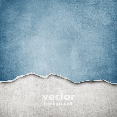 Grunge retro vintage paper texture background stock vector