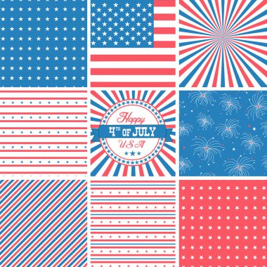 USA backgrounds