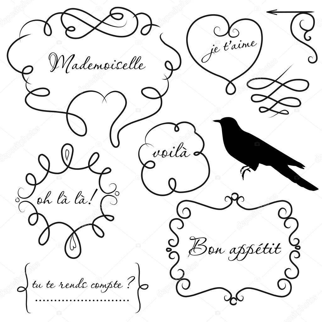 Doodle Marcos — Archivo Imágenes Vectoriales © AlisaFoytik #34802399