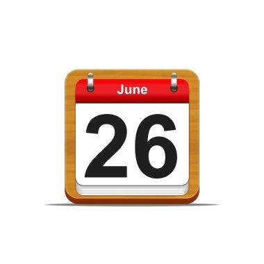 June 26.