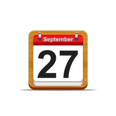 September 27.
