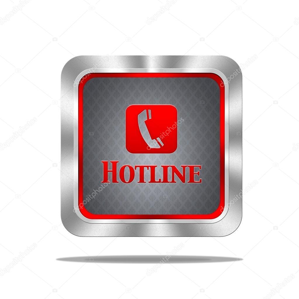 Hotline button.