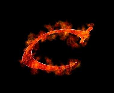 C burning.