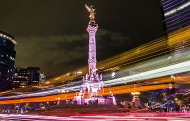 Angel of Independence, Mexico City