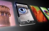 Cell phone képekkel