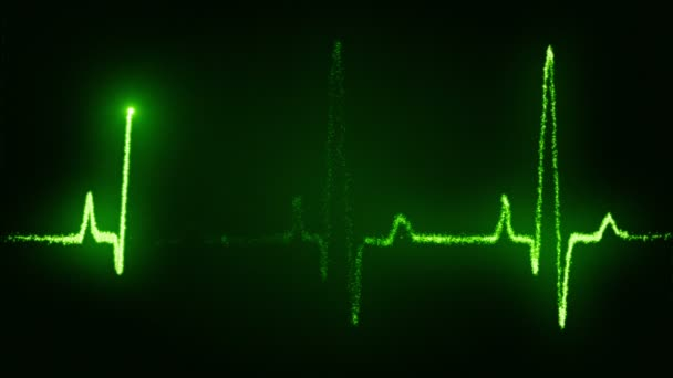 EKG-animáció