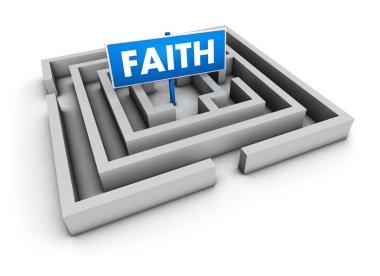 Faith Labyrinth Concept