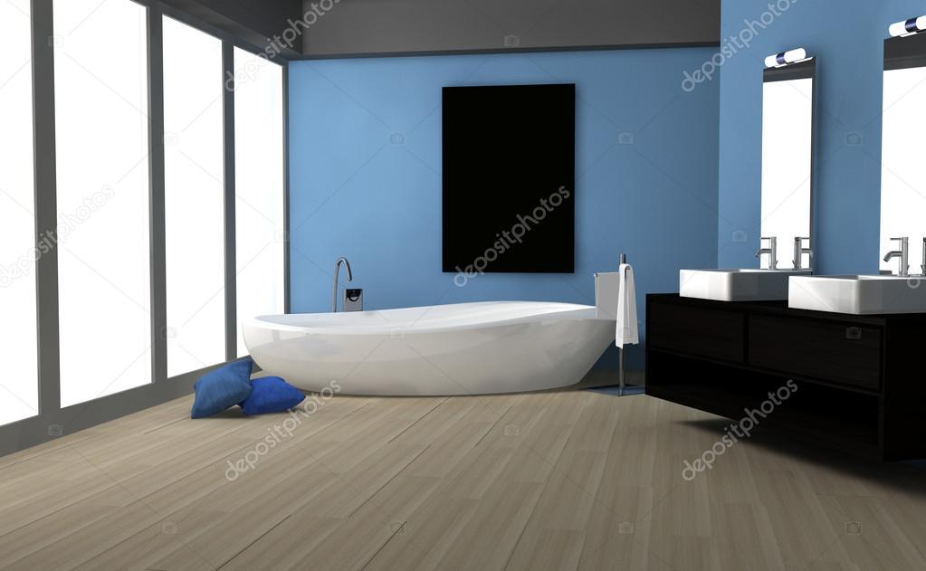 modernes badezimmer design — Stockfoto © NiroDesign #15765081