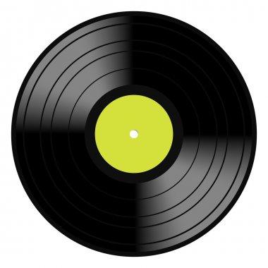 Lp Vinyl Disc Vintage Record