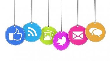 Web And Social Media Concept