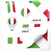 fatto nella collezione Italia