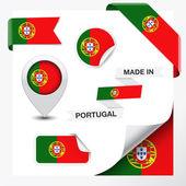 Portugália gyűjtése tett